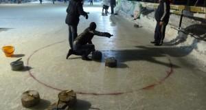 Липецкие керлнеры бьются за олимпизм в 20-градусные морозы