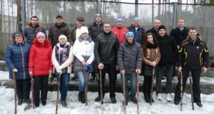 Самый возрастной действующий городошник России  выиграл Зимнее Первенство Липецкой области