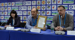 В Казани вручили сертификаты победителям проекта «Бадминтон в школы»