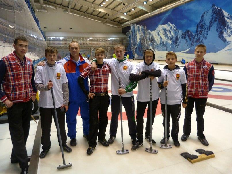 Липецкие керлингисты готовятся к чемпионату области и России: старты уже в марте