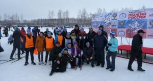 На «Лыжне России» и Дне зимних видов спорта медальный зачёт Зимней Двориады густо пополнился