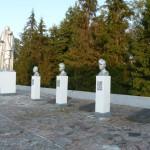 Памятник павшим в годы Великой Отечественной войны землякам в г. Белинский
