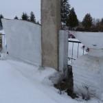 Памятник на братской могиле советских воинов на кладбище с. Вторые Тербуны