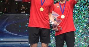 Российская бадминтонная сенсация на старейшем турнире в мире