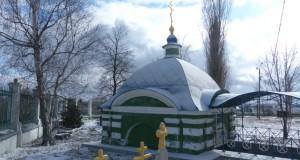 Братская могила русских воинов в Ельце, павших при отражении нашествия Тамерлана в 1395 году