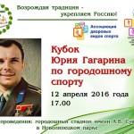 Городошный спорт в Липецке: Кубок Гагарина по городошному спорту состоится 12 апреля