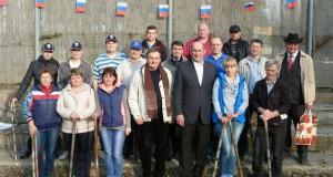 Кубок Юрия Гагарина по городошному спорту выиграла сборная Прокуратуры Липецкой области