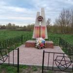 Памятник павшим землякам в Нижнем Телелюе: восстановленная память