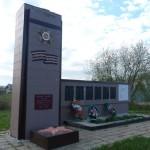 Памятник павшим в годы Великой Отечественной войны землякам в с. Синявка Грязинского района