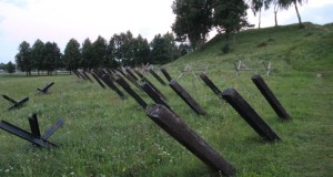 Полоцкий укрепленный район: памятник под открытым небом