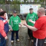 Сильнейшие городошники Липецкой области сегодня разыграют Кубок Победы по городошному спорту