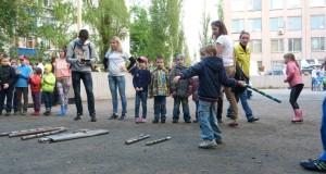 Методика обучения игре в городки дошкольников: практический опыт