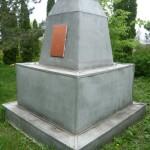 Памятник павшим в годы Великой Отечественной войны землякам в д. Бродки Становлянского района