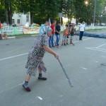Карусель народных спортивных игр прошла на празднике Долгоруковского района