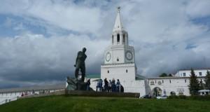 Памятник Мусе Джалилю и мемориальный комплекс татарским подпольщикам в Казани