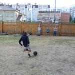 Дворовый футбол по-казански