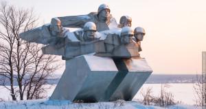 Шиловский плацдарм под Воронежем: монумент и окрестности