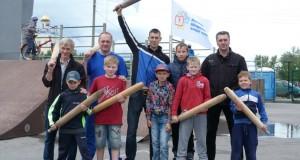 Дворовое движение устроит олимпийскую карусель Игр на дне Долгоруковского района