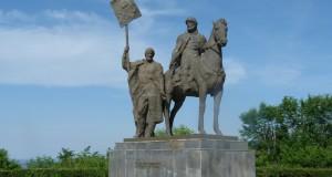 Памятник Богдану Хитрово и основателям Синбирска
