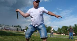 В Лебедянь вернулись спортивные городки!