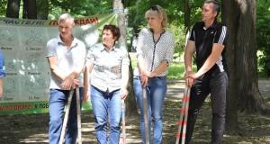 Рязанские ТОСы подключились к возрождению игры в городки: Спартакиада ждёт всех желающих