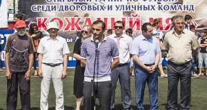 В турнире по дворовому футболу в Махачкале приняло участие 7 тыс. человек