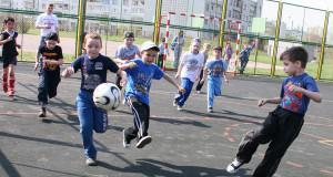 Казань — один из региональных лидеров Всероссийского дворового движения