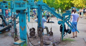 Фестиваль уличных тренажеров пройдёт в Сабинском районе республики Татарстан 20 августа