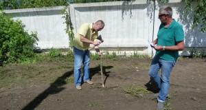 В Долгоруково заложен первый профессиональный городошный корт в Липецкой области спустя 37 лет!