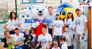 Кемеровчане начали отмечать Всероссийский день дворового спорта