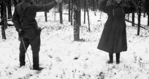 К вопросу Стаховича, сотрудника абвера: расстрел советского разведчика в ноябре 1942 года