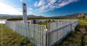 Памятник погибшим воинам-землякам в с. Кибалино. Проект «Имена на обелисках» в Бурятии