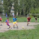 В Тамбовской области проходят дни дворового спорта