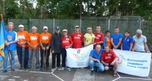 Победителями II традиционного турнира памяти Н.А. Куликова по городошному спорту стали лебедянцы