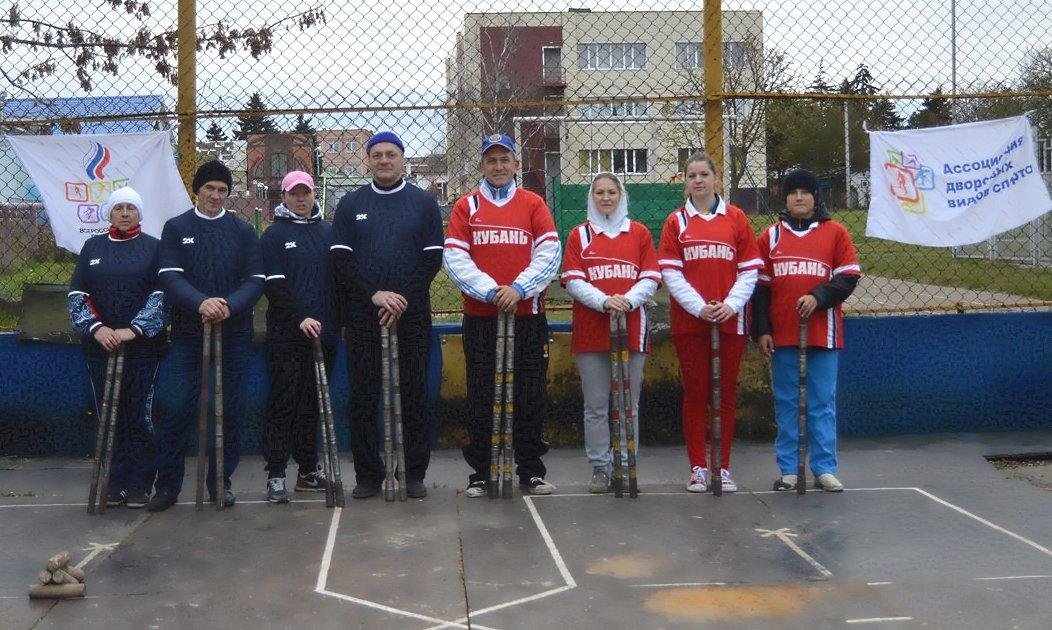 В День народного единства в Липецке разыграют Кубок Минина и Пожарского по городошному спорту