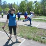 Кубок Победы по городошному спорту — 2017: женщины, официальные результаты