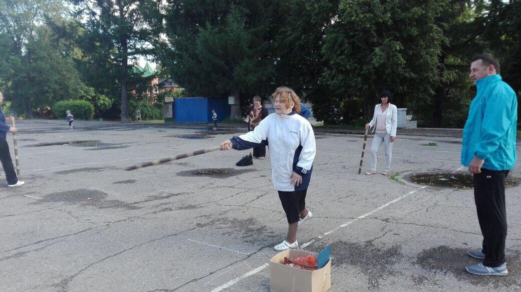 Дворовый спорт поддерживается правительством Рязанской области: ТОСы готовят дворовых наставников