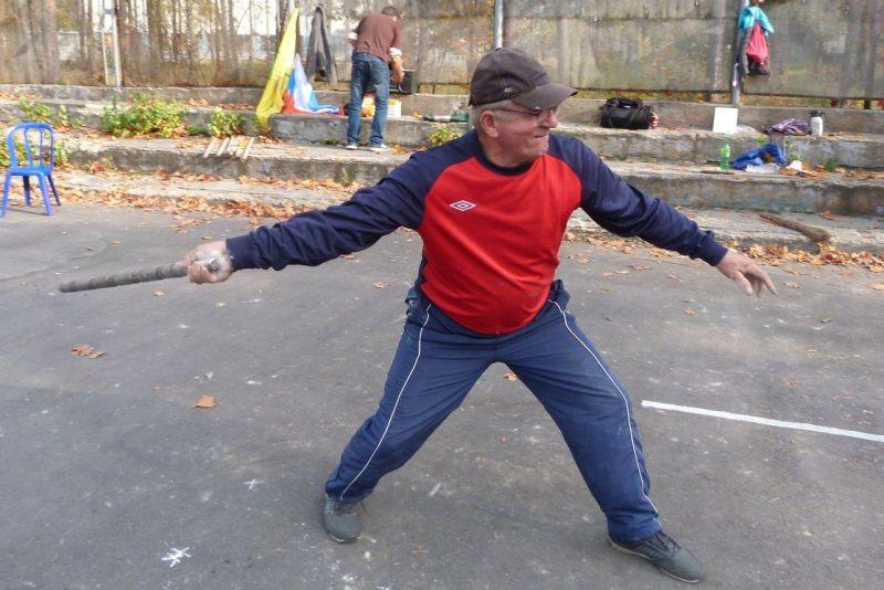 Умер известный городошник Липецкой области