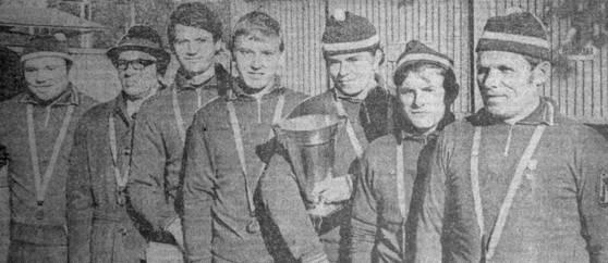 Командный чемпионат СССР по городошному спорту 1973 года