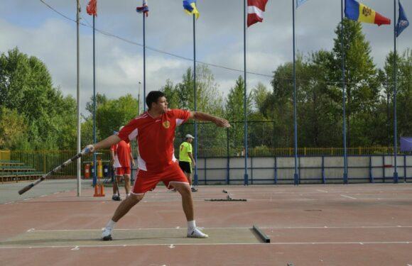 Личный чемпионат России по городкам среди мужчин 2015 года
