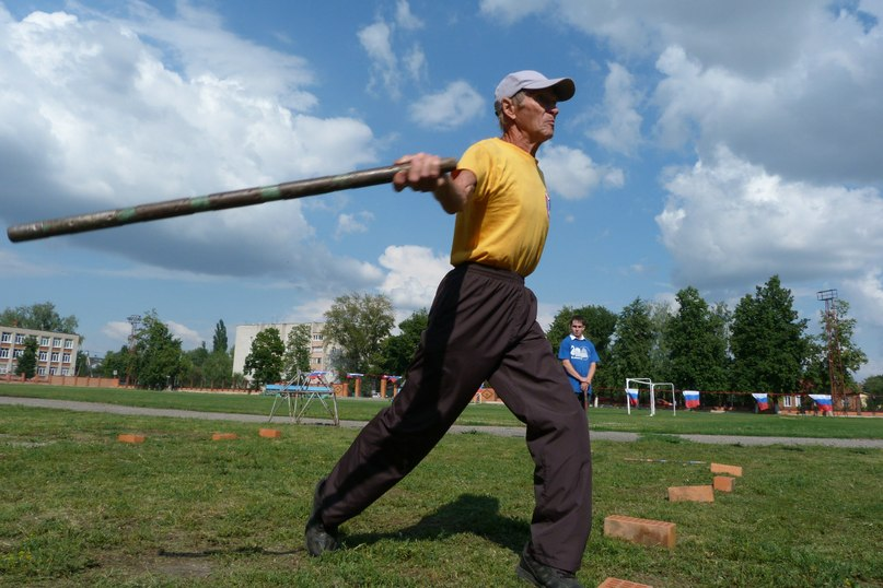 Итоги турнира по городошному спорту памяти Е.Н. Колюко в Лебедяни