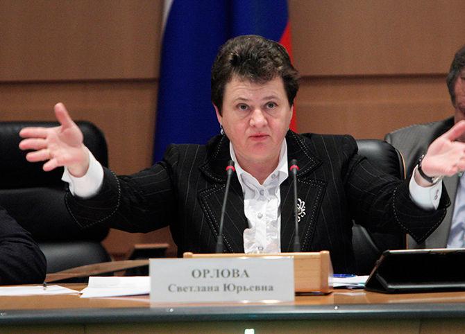Губернатор Владимирской области Орлова предлагает включить в школьную программу фитбол и городки