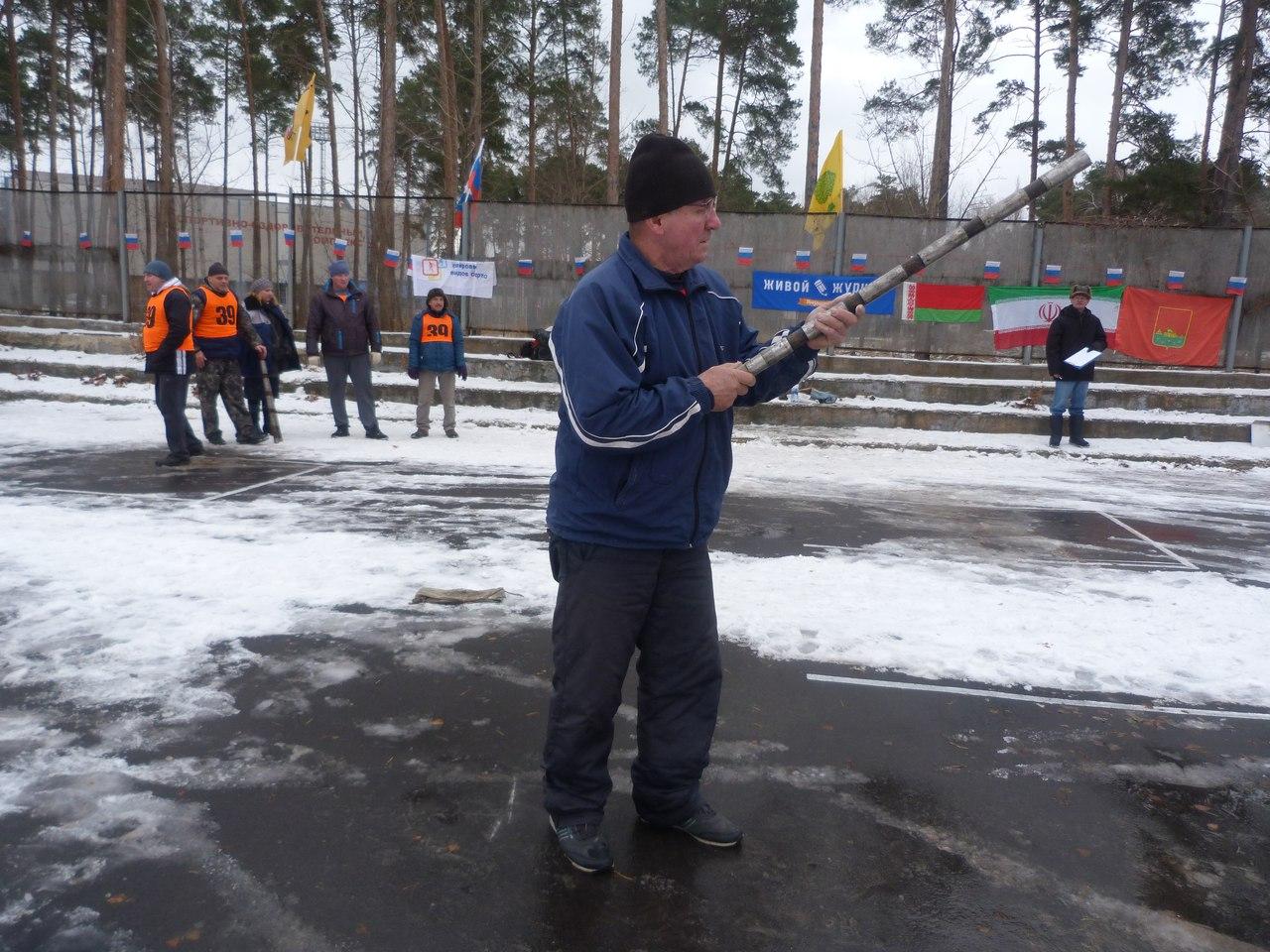 Матч вызова и мастер-класс по городкам соберет в Лебедяни сильнейших городошников Липецкой области
