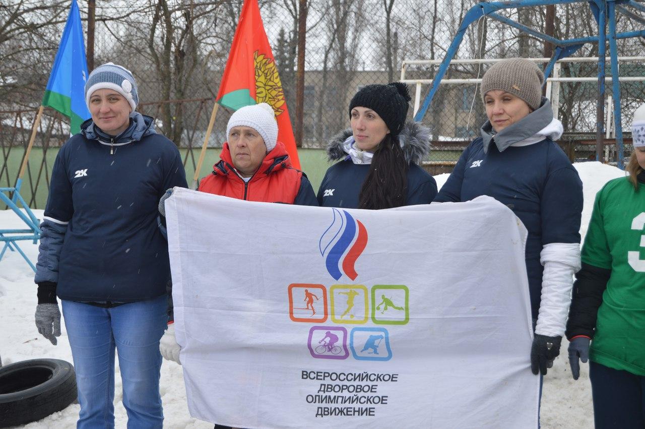 Турнир памяти Виталия Чуркина по русским городкам выиграли лебедянцы и трубетченки