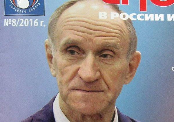 Владимир Рассказов о спорте в Липецкой области