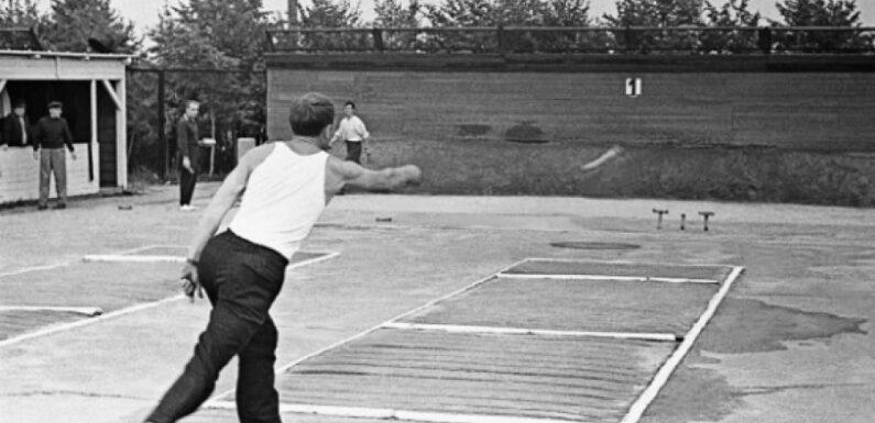 История городков: личный чемпионат СССР 1974 года по городошному спорту