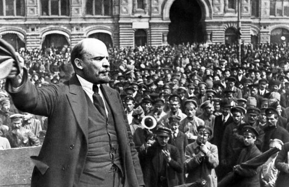 Несколько слов о Ленине