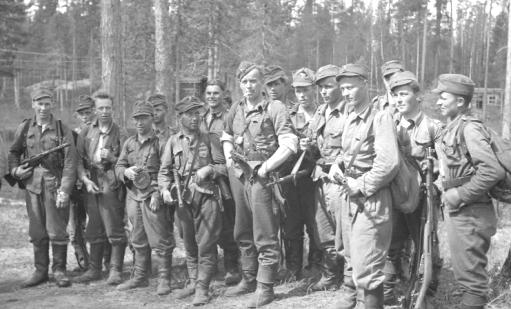 Засекреченные Стаховичи и их немецкий след в Финляндии